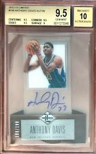 2012-13 Limited Anthony Davis Rc Rookie On Card Auto /199 BGS9.5 Lakers!