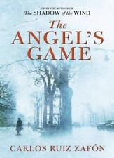 The Angel's Game: The Cemetery of Forgotten Books 2,Carlos Ruiz Zafon