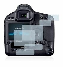 Canon EOS 1D Mark IV  DSLR, 6 x Transparent ULTRA Clear Camera Screen Protector