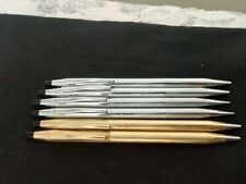 Lot of 6 Cross Ballpoint Pens and Pencils - For Parts or Repair