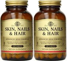 Solgar Skin, Nails & Hair 120 tabs (2 Pack)