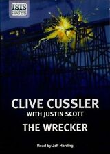 Clive CUSSLER / THE WRECKER         [ Audiobook ]