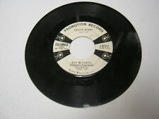 Guy Mitchell Guilty Heart/Half As Much 45 RPM