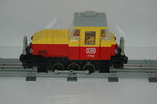 12v LEGO Ferrovia Train 7735 Lok güterlok con motore Cargo Engine