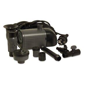 Fountain Pump IP68 230VAC, PP, 1.2 m³/h, 2, 38 W