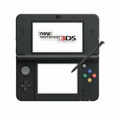 New Nintendo 3DS Black Japan import - only for Japanese games New Nintendo 3DS