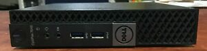 Dell Mini Optiplex 7040 i3 - 6100T 3.20GHz / 8GB / 128GB