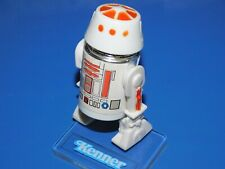 VTG~1970s~1977~1978~Kenner~Star~Wars~R5D4~droids~droid~LRG~RED~panels~variant~