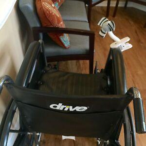 Wheelchair Accessories Clip On Fan