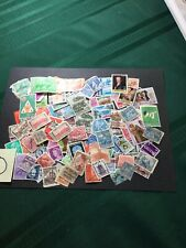 """Worldwide Postage Stamps - Assorted Lot """"D"""" 100+ Used, New Old and Vintage."""