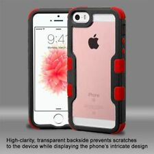 Étuis, housses et coques Bumper rouge iPhone SE pour téléphone mobile et assistant personnel (PDA)
