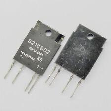 10pcs S216S02 SHARP ZIP-4