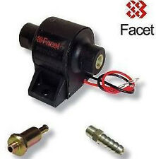 Facet Fuel Pump 1.5- 4psi with 8mm Filter/Union 60104 Classic MG Mini Midget VW