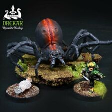 In the Clutches of Shelob - Battle for middle earth ** COMMISSION ** painting