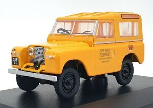 Oxford Diecast 1/43 Scale 43LR2S004 - Land Rover SII SWB - PO Telephones