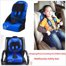 Multifunction Convertible Baby Kid Car Seat & Booster Seat Group 1-5 years Baby