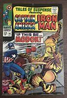 Tales of Suspense #94 First Printing original 1967 Marvel Comic Book 1st MODOK