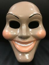 La Purga Face plástico NUEVO Película Disfraz Máscara Niño Adulto Cosplay