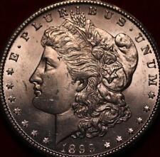 Uncirculated 1899-O New Orleans Mint Silver Morgan Dollar