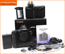 Canon EOS 1Ds MK III 21.1mp DSLR Camera Body Battery,Charger  FREE UK Post