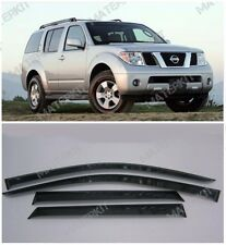 For Nissan Pathfinder | 2005-2014 | Deflectors Windows Visors Rain Vent Guard