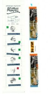A fantastic mint French 1993 complete Booklet and strip