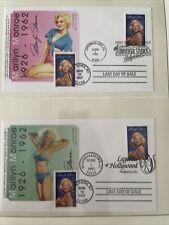Marilyn Monroe Postage Stamp Arch Mint Unused USA No. K34