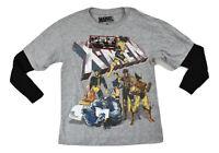 Little Boys Marvel X-Men Shirt New XS, M, L(7), XL