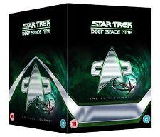 Star Trek: Deep Space Nine 9 Complete DVD Box Set 48 Discs New & Sealed