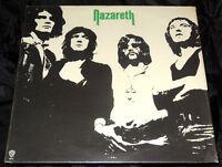 Nazareth Nazareth Sealed Vinyl Record Lp USA 1971 Orig Promo No Barcode