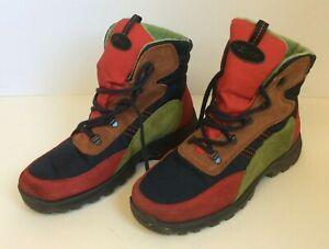 Womens Rohde SympaTex Multi Colour Walking Ankle Boots Shoes UK Size 7