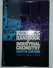 Riegel's Handbook of Industrial Chemistry (Eighth Edition, Hardcover)