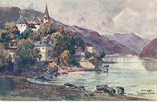 AK aus St.Nikola an der Donau, Oberösterreich (3)  (13)  (R13)