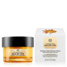The Body Shop Oils Of Life Intensely Revitalising Cream 50ml Brand New