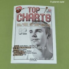 Top Charts 82 mit CD Hage 3969 Friends Leave The Light On What About Us.. 1A Top