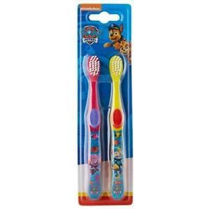 Paw Patrol Twin Toothbrush