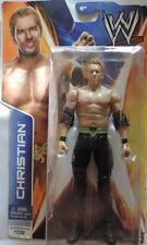 WWE Mattel Christian Superstar Signature ACTION FIGURE NEW # 09