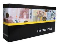 IDENA Bankordner Kontoauszugsordner Ordner für Kontoauszüge DIN lang 303598