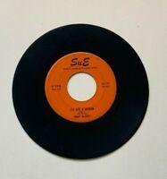 """Jimmie McGriff - I've Got A Woman Part 1 and Part 2 Sue - 7"""" 45 RPM"""