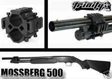 Mossberg 500 / 590 / maverick 88 Picatinny / Weaver Rail Tactical Top Mount blk.