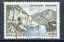 STAMP / TIMBRE FRANCE OBLITERE N° 1239 VALLEE DE LA SIOULE