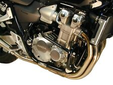 Honda CB 1300 Bj. 2003-2009 Engine protection bar Black BY HEPCO AND BECKER