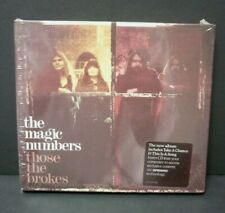 The Magic Numbers Those the Brokes CD (2006) NEW SEALED