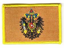 Aufnäher Österreich Ungarn Adler Patch Flagge Fahne