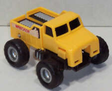 Zybots Changeable Robot Two Truck, Vintage 1984 Remco Transformer Missing head