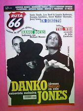 RUTA 66 Nº 186 HANOI ROCKS THE WHO DANKO JONES