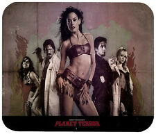PLANET TERROR MOUSE PAD - 1/4 IN. TV HORROR MOVIE MOUSEPAD