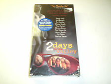 2 Days In The Valley VHS~SEALED~HBO Video~James Spader~Jeff Daniels~Danny Aiello