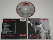 JAMES BROWN/THE CD OF JB(SEX MACHINE AND OTHER SOUL CLASSICS)(POLYDOR 825 714-2)