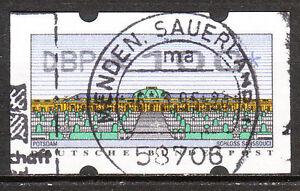 BRD 1993 27.04. Automarten-Freimarke 100er Gestempelt LUXUS!!! (A143)